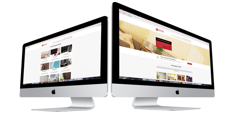 Red Rose Blinds Launches New Website